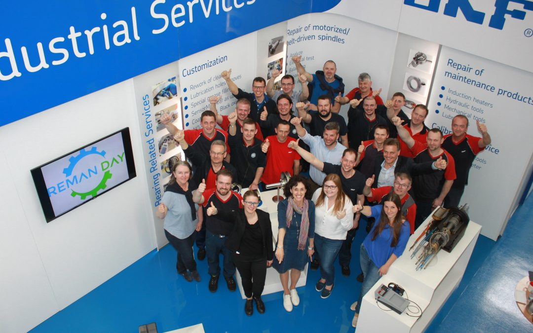 SKF Austria: 'Reman, Our Passion'