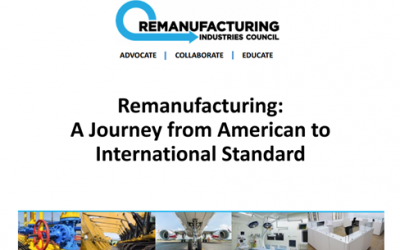 Remanufacturing Standards