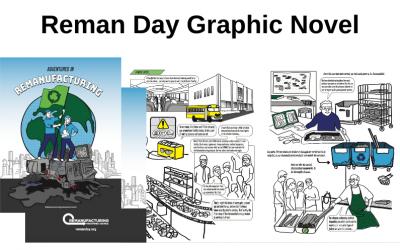 Reman Day Graphic Novel