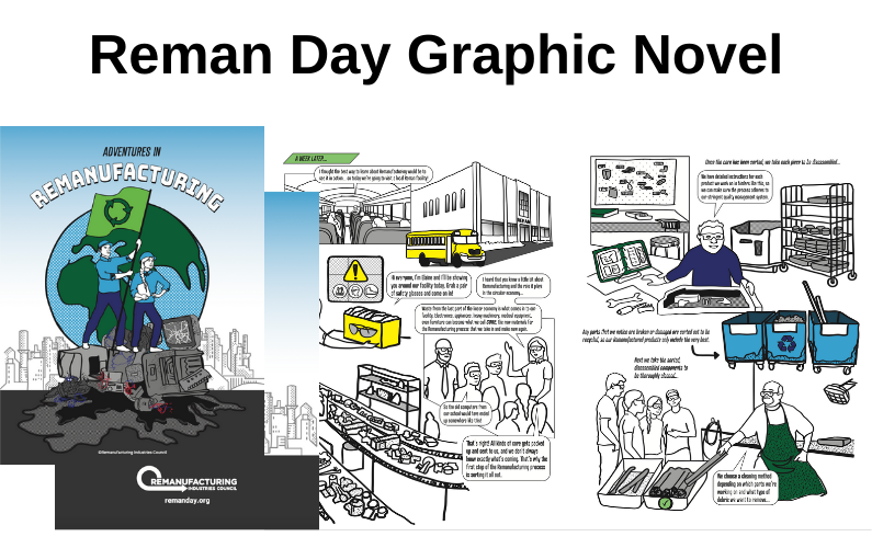 Reman Day Graphic Novel